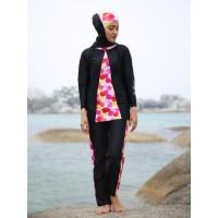 Baju Renang Wanita Muslimah Hijab Assila Original