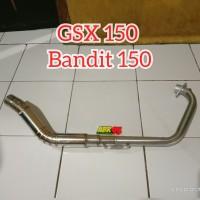 header GSX S GSX R leher knalpot GSX R GSX S bandit 150