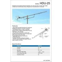 Antena TV Digital - Analog PF HDU - 25 Very High Gain Berkualitas