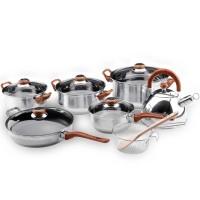 Oxone Cookware Set OX933 / Panci / Peralatan Masak / Stainless Steel