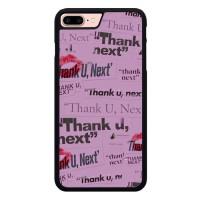 Hardcase iPhone 7 Plus Thank You Next Ariana Grande L2723