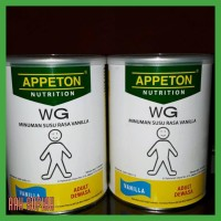 Terlaris Appeton Weigth Gain Apeton Susu Penambah Berat Badan Dewasa