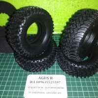 ban rc adventure rep mud trashers 1 9 axial scx 10 rc4wd D90 D110