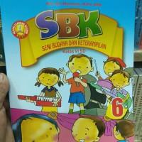 buku terbaik terlaris 2020 buku sd kelas 6.. SBK SENI BUDAYA