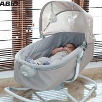 Perlengkapan Bayi tempat tidur bayi kasur bayi kursi goyang bayi Fa