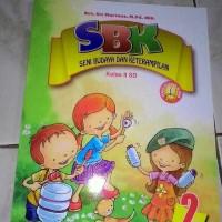 buku terbaik terlaris 2020 buku sd kelas 5.. SBK kelas 2