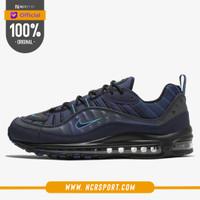 Sepatu Sneakers Nike Air Max 98 SE Blackened Blue Original CD0132-001