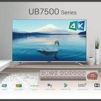 LED TV COOCAA 55 INCH ANDROID 9.0 UHD TV 55UB7500