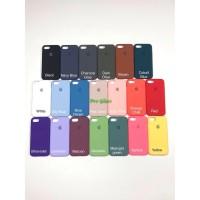 C201.5 Iphone 7 / 8 Original FULL Apple Silicon Leather Case Silicone