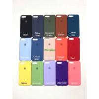 C201.5 Iphone 7 Plus / 8 Plus FULL Apple Silicon Leather Case Silicone