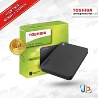 Toshiba Canvio Basic 1TB - HDD / HD / Hardisk / Harddisk External 2.5