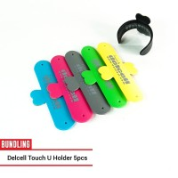 Delcell Touch U Holder Universal Stand Smartphone 5pcs Random Color