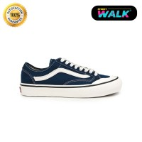 Sepatu Vans Style 36 Decon SF Blue List White ORIGINAL