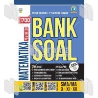 BUKU 1700 PLUS BANK SOAL MATEMATIKA PEMINATAN SMA/MA