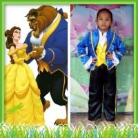 Baju Pangeran Adam Dewasa