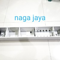 top filter talang box atas oanjang 80 cm paket lengkap filter aquarium