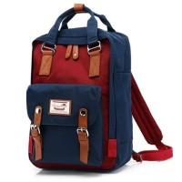 Promo! Tas anak sekolah/Tas sekolah anak/Backpack anak/Tas ransel cewe - Maroon Dongker