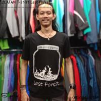 T-Shirt / Kaos Zlatan Last Forest Original not Consina. Kalibre. Rei