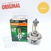 Lampu Mobil OSRAM All Season Super (ALS) H4 60/55 Watt