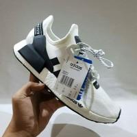 Adidas NMD R1 V2 White Black Premium