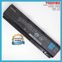 Baterai Toshiba Satellite L800 C800 M800 C850 L850 L840 PA5024 Ori
