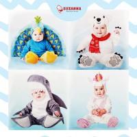Baby Costume Animal / Kostum Bayi Lucu Karakter Hewan / Baju Anak