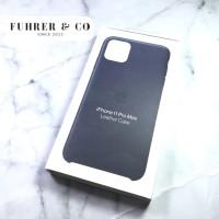 Leather Case Iphone 11 Pro 11 Pro MAx Original Resmi Apple Garansi