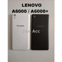 BackDoor Lenovo A6000 - Cover Back Door tutup casing belakang A7000