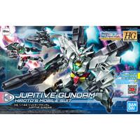 HG 1/144 HGBD:R Jupitive Gundam Hiroto Build Divers Bandai