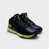 DBL Ardiles AZA FUNDAMENTAL 2 II Sepatu Olahraga Basket Pria ORIGINAL - Black Citroen, 39