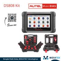 Scanner Mobil Universal Profesional Maxidas DS808 Kit + OBD Lama AUTEL