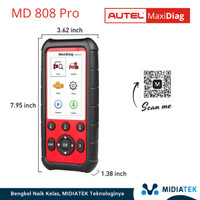 Scanner Diagnosis Mobil Universal Maxidiag MD808 PRO AUTEL