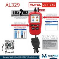 Diagnosis Mobil Otomotif Universal OBD2 Reader Autolink AL329 AUTEL