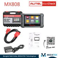 Diagnosis Mobil Universal MaxiCheck MX808 AUTEL