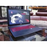 MSI No.1 Monster Slim Gaming Laptop GL62M i7 w/ GDDR5X 1050 Not ROG