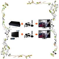 Digital Portable Magnet Antena TV Turner DVB-T2 Antena Real 30dBi