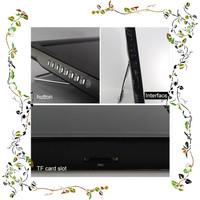 D12 Portable TV Monitor 11.6 Inch Digital DVB-T2 & Analog Antena