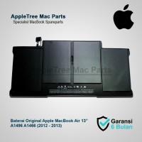 """Baterai Original Apple A1496 A1466 MacBook Air 13"""" (2012 - 2013)"""