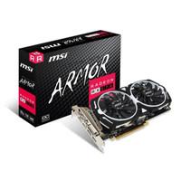 MSI Radeon RX 570 8GB DDR5 Armor 8G OC