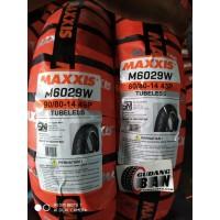 Paket ban Maxxis M6029W 90 80 dan 80 80 14 untuk motor mio beat vario