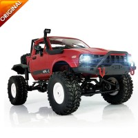 Wpl C14 RC Truk 1 16 Mini RC Monster Truck 4WD RTR KIT Off Road 4WD 2.