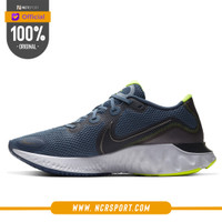 Sepatu Lari Nike Renew Run Diffused Blue Original CK6357-400