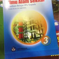 buku terlaris terbaru 2020 buku smp kelas 3 IPA kelas 3 smp bse