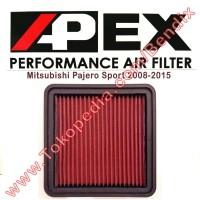 Filter Udara Mitsubishi Pajero Sport 2008-2015 Apex Racing Filter