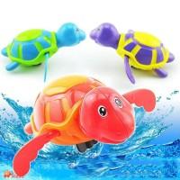 New Mainan Bak Mandi Bentuk Kura-kura Berenang Putar Jalan untuk