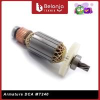 Armature DCA MT240 - Sparepart Mesin Cutting Off - Rotor Angker
