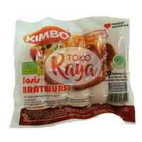 Kimbo Sosis Jumbo Bratwurst 10s 500g