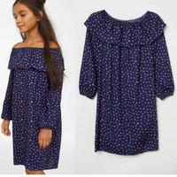 baju blouse anak cantik Sabrina cantik H&M original branded