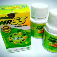 OBAT HERBAL NR55 NR 55 AMBECAP OBAT ASAM URAT REMATIK SAKIT PINGGANG