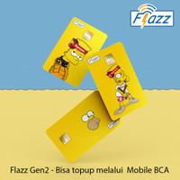Custom FLAZZ BCA 1 Muka Design Suka Suka